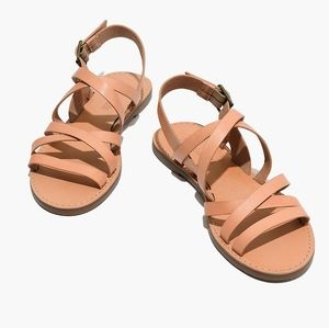 The Boardwalk Multistrap Sandal